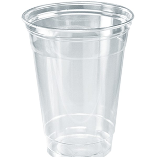20oz ultra clear PET cup