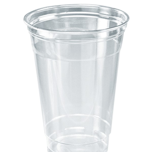 22oz ultra clear PET cup