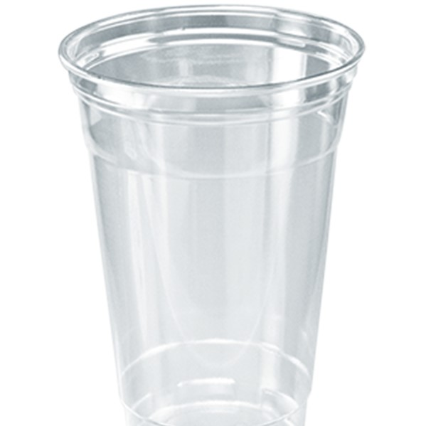 24oz ultra clear PET cup