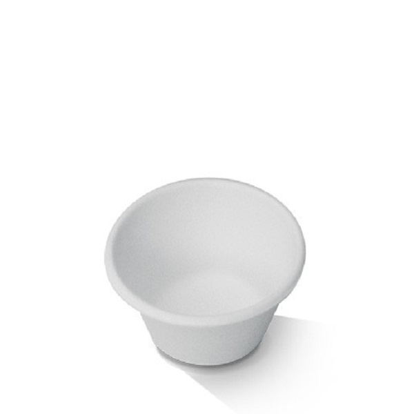 8oz SUGARCANE BOWL WHITE